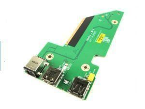 NEW Genuine Dell Studio 17 1735 1737 Series Dual USB DC Jack Board