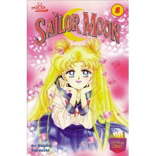 Sailor Moon #08: Naoko Takeuchi: Englische Bücher