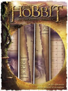 The Hobbit   2013 Special Edition Calendar Calendars