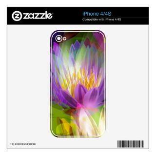 Lotus Flowers iPhone 4S Skins