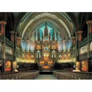 Yanoman   5146 Teile Puzzle   Notre Dame Basilika in Montreal
