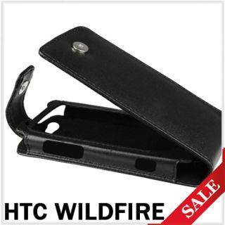 HTC Wildfire Handytasche Leder Tasche Etui Case Hülle