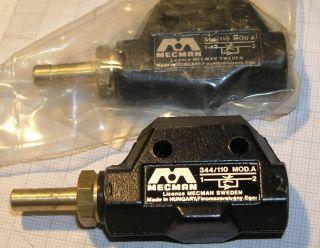 MECMAN Ventil 344/110 Pneumatic Valve