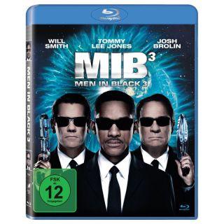 MEN IN BLACK 3   Blu Ray   NEU + OVP     Will Smith