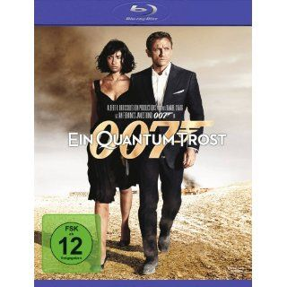 James Bond   Ein Quantum Trost [Blu ray] Mathieu Amalric