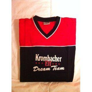 Krombacher Brauerei T shirt Dream Team XXL Küche