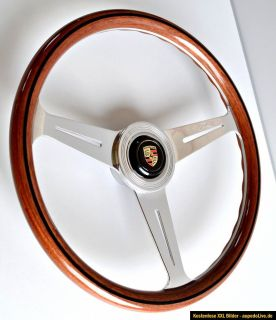 Holzlenkrad wood steering wheel volante legno volant 356 911 912