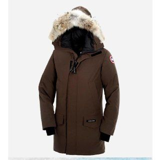 Canada Goose Jacke Langford Parka Winterjacke schwarz