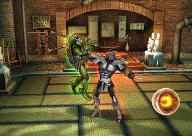 Teenage Mutant Ninja Turtles Smash Up Playstation 2