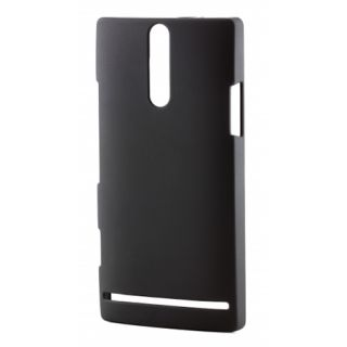 Genuine Sony Xperia S LT26i Protective Shell Black Case Cover