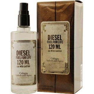 Diesel Fuel for Life Homme Eau de Cologne Spray 120 ml