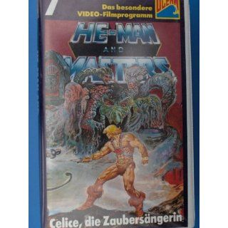 He Man and Masters of the Universe 7   Celice,die Zaubersängerin