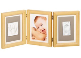 BabyArt Double Print Frame   Natural NEU #3110