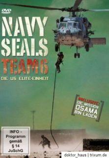 Navy Seals Team 6   Die US Elite Einheit, Incl. Die Mission Osama Neu