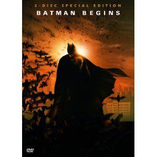 Batman Begins (Special Edition, 2 DVDs) Christian Bale