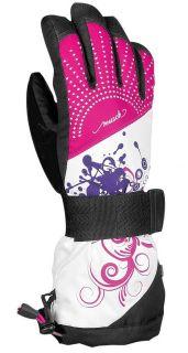 REUSCH Damen Snowboardhandschuhe DEBORAH R TEX XT pink/white ORTHO TEC