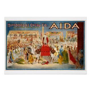 aida, opera, aida opera, antique, old, vintage, vintage aida, italian