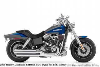 Harley Doppel Scheinwer FXDFSE CVO Screamin Eagle Dyna Fat Bob