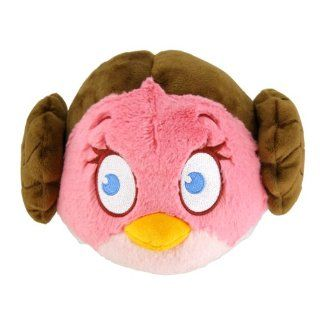 Angry Birds 5 Star Wars Plush   Princess Leia   Plüschtier