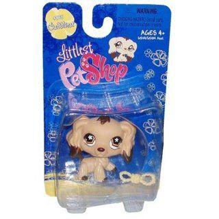 Littlest Pet Shop   Cuddliest   Cocker Spaniel # 575 mit Zubehör