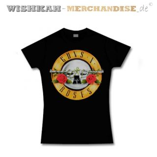 GUNS n ROSES * GIRLS   SHIRT * NEU * S / M / L / XL * GIRLIE *