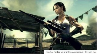 RESIDENT EVIL 5 GOLD EDITION PS3 Move Kompatibel
