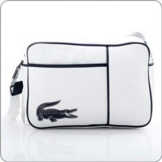 Lacoste Tasche   L Lounge Airline Bag weiss   LA10S306