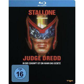 Judge Dredd   Steelbook [Blu ray] Sylvester Stallone
