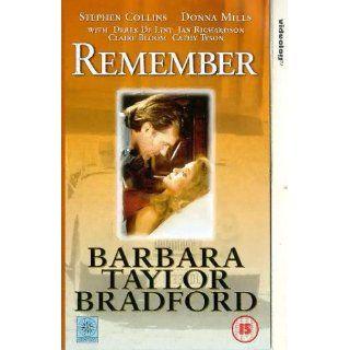 Remember [VHS] [UK Import] Donna Mills, Stephen Collins, Derek de