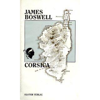 Corsica (Korsika) James Boswell, Ursula Gerdes, Dirk