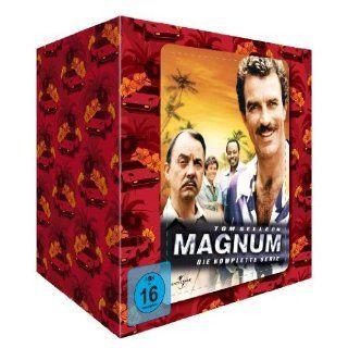 Magnum   Die komplette Serie Limited Edition 44 DVDs Tom