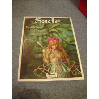 SADE   Der Adler, Mademoiselle (Comic Erotik) Dufaux