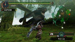 """Fans der Spielreihe können ihre Charakterdaten aus """"Monster Hunter"""