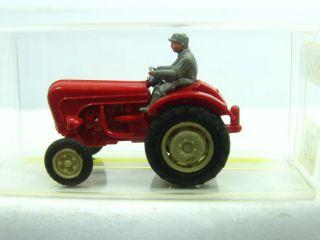 Wiking H0 1:87 Nr: 386/2B Traktor Porsche Schlepper (SZ 6627)