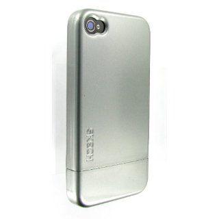 Skech Shine Ultra Slim Cover für das iPhone 4/4S glanz grau