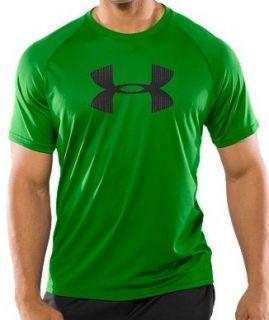 Original Under Armour Mens Big Logo UA Tech(TM) T Shirt Farbe Tree