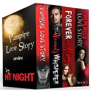 Box Set Vampire Love Story Series (Four paranormal romance novels