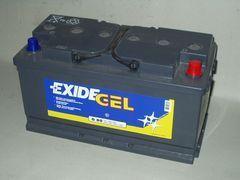EXIDE Gel Batterie Exide ES900, 12 V 80Ah