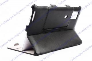 Heat Setting Folio Case Cover Stand For Asus Padfone Station + Stylus