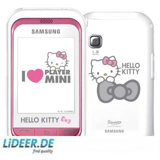 Samsung C3300   Hello Kitty Edition   (candy pink)