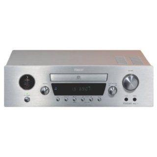 Magnat VC 1 High End Dolby Virtual 2.1 DVD Receiver silber
