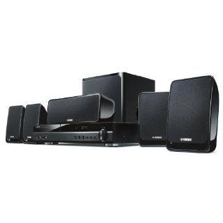 Yamaha BDX 610 5.1 Blu ray Heimkinosystem für puren 3D Filmgenuss