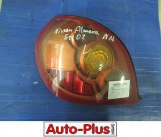 Heckleuchte Rückleuchte links außen Nissan Almera II Hatchback N16