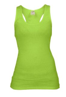 Urban Classics Unterhemd Ladies Tanktop Sport Fitness Basic Dance
