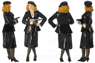 THE MOLL Rub Out Gangster 124 Motorhead Figur /Figure /Figurine