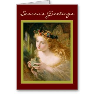 Bowing Dancers Greeting Card