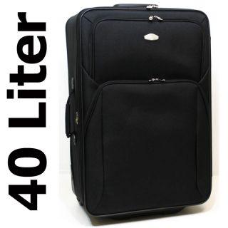Handgepäck Trolley Reisekoffer No. 401 Nylon Schloss Suitcase Bag