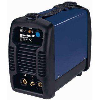 Einhell Inverter Schweißgerät + WIG Schweißbrenner Set BT IW 160