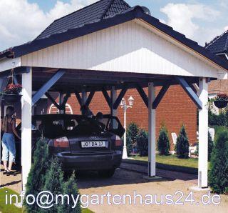 joda satteldach 405 x 723cm classic carport wismar m neu