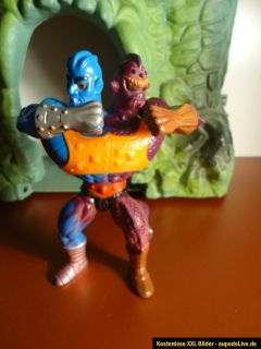 He Man Masters of the Universe Action Figur Motu Two Bad